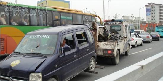 青阳22号红旗村车祸
