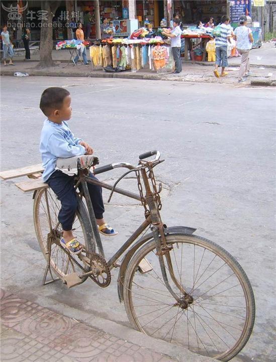 自行车 549_719 竖版 竖屏