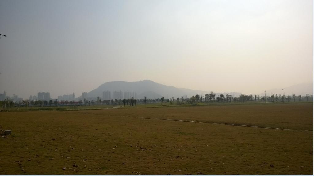 深圳多了個看風景的地方--前海
