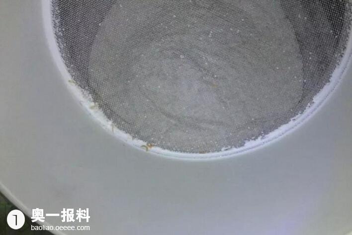 超市里有虫,职员米饭回复越长虫越放心_报料面粉翻一遍图片