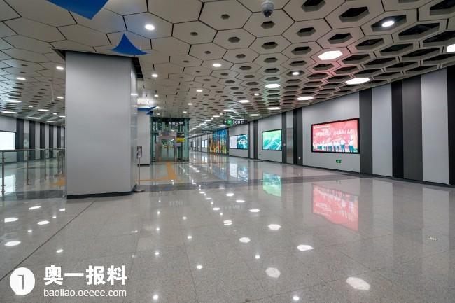 深圳地铁11号线下周就开通运营啦 提前曝一下_报料_民声汇_奥一报料_南都报系综合报料平台
