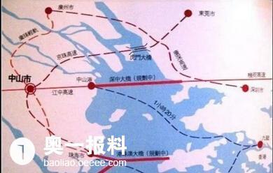 深圳已不需要粤港澳大桥