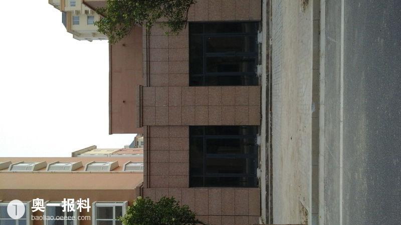 提醒开封市左岸风景小区4号楼东面两层半营业房是违章